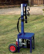Petrol Log Splitter