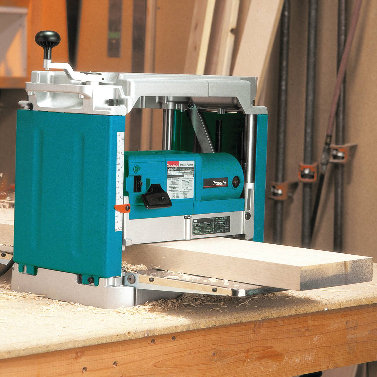 Electric Planer Thicknesser