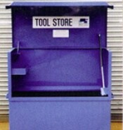 Tool / Security Box - 4' x 4' x 2'