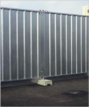 Hoarding Infill Panel