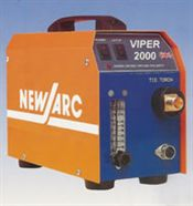 In-Line Tig Control Unit