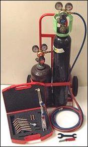 Oxy-Acetylene Cutting / Welding Set
