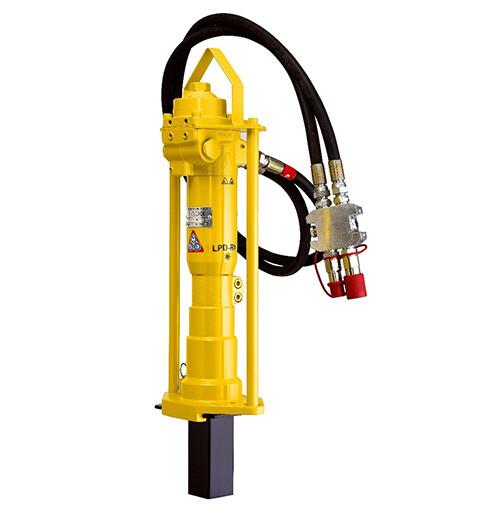 LPD-RV Hydraulic Post Driver