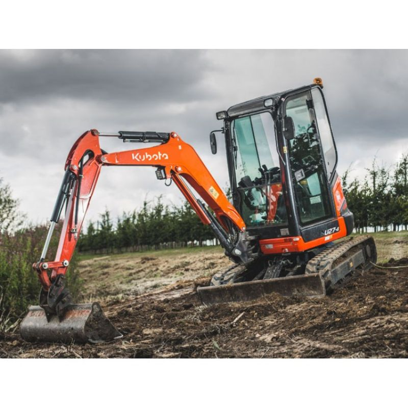 3 Ton Mini Excavator