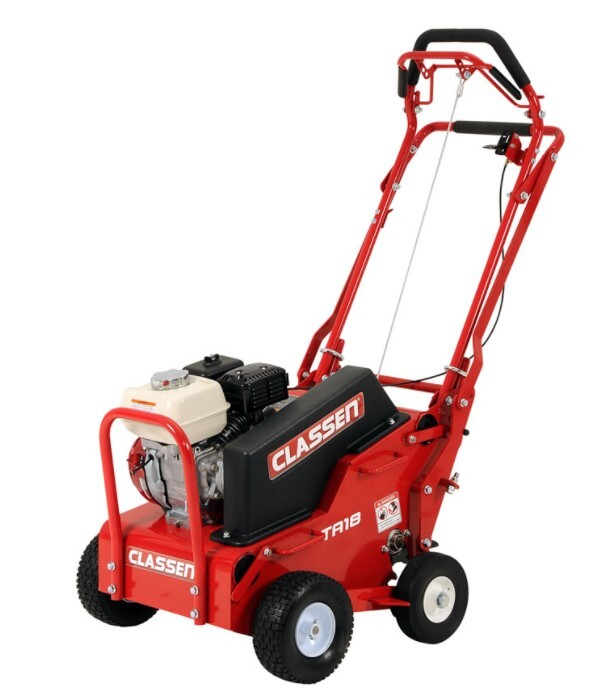 Steerable Compact Aerator