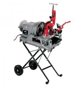 Ridgid-1233 Threading machine