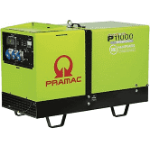 11kva Generator (On Wheels)