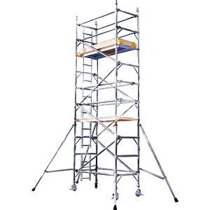 Aluminium Mobile Access Tower Single platform - Various Sizes