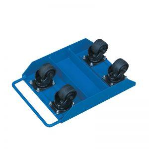 1000kg Swivel Castor Machine Skates