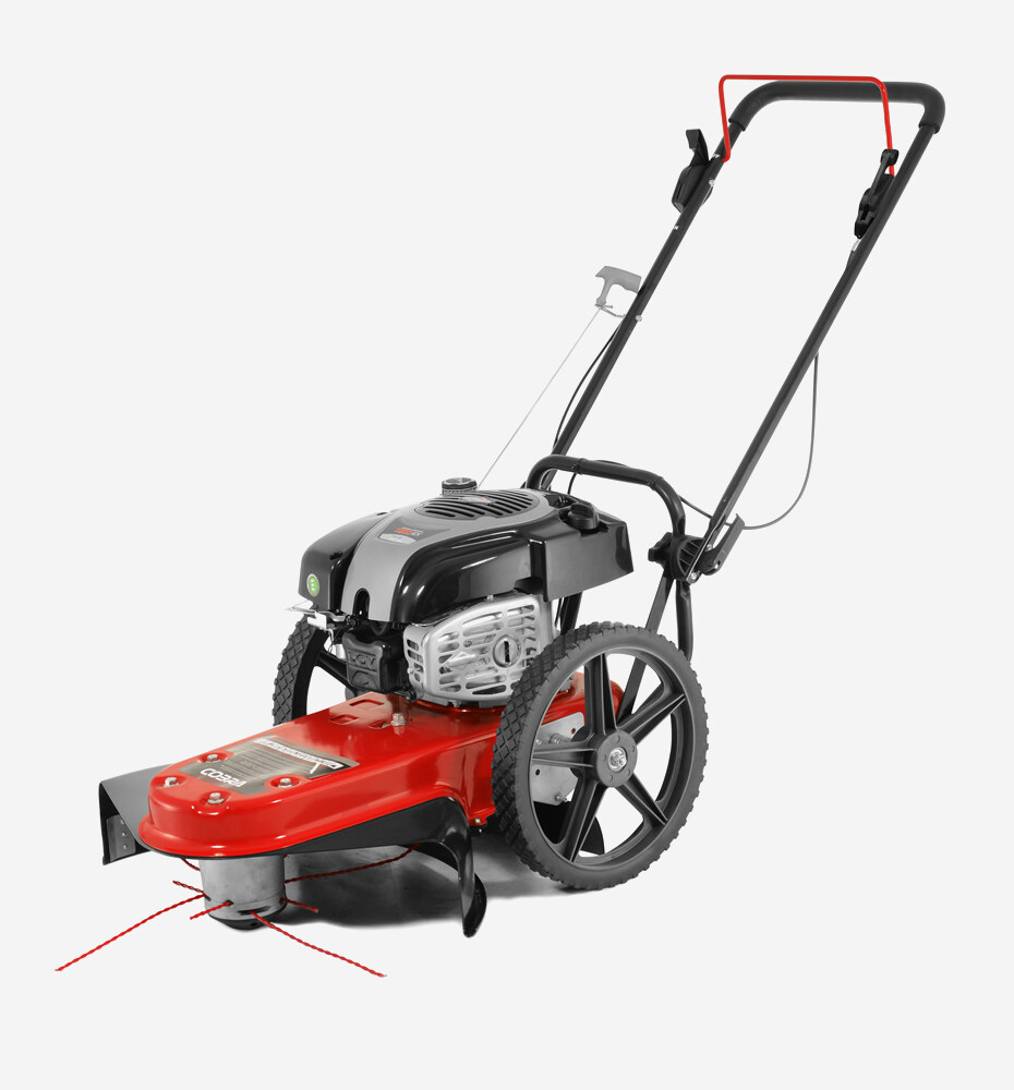 Powered Wheeled Trimmer